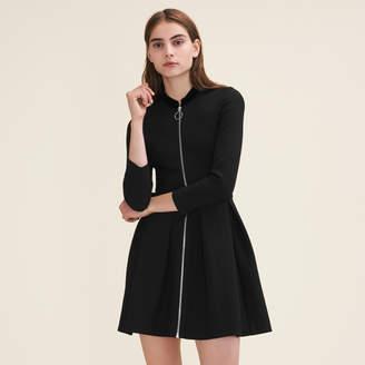 Maje Zipped dress