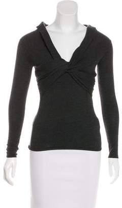 Ralph Lauren Cashmere Long Sleeve Top