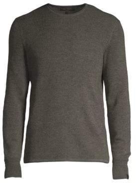 Rag & Bone Gregory Merino Wool Crewneck Sweater