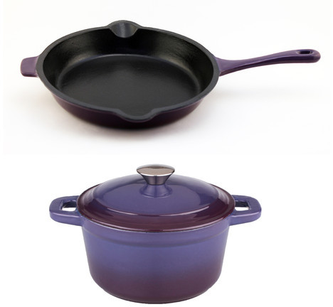 Berghoff BergHOFF 3 Piece Neo Cast Iron Cookware Set