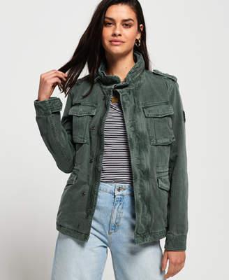 55eccc61ce2 Green Zip Pocket Jackets For Women - ShopStyle UK
