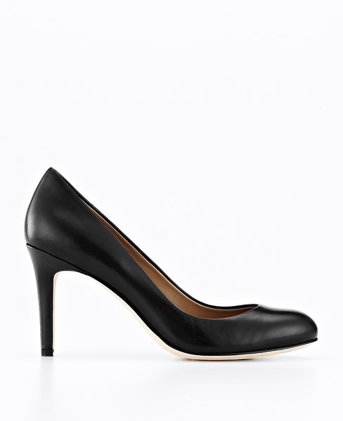 Ann Taylor Perfect Leather Pumps