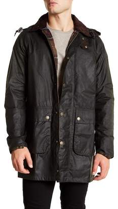 Barbour Leighton Waxed Jacket