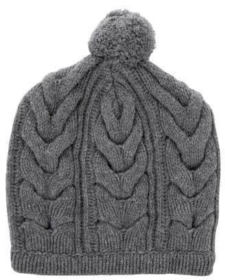 Rag & Bone Wool Cable Knit Beanie