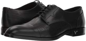 Versace Greca Perforated Oxford