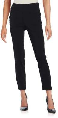 Lord & Taylor Taylor Slim Ankle Pants