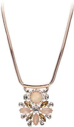 Kelly & Katie Jewel Cluster Collar Necklace - Women's