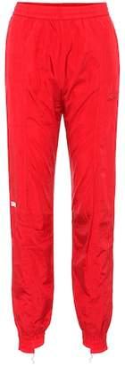 Vetements X Reebok track pants