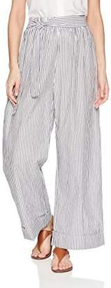 Mara Hoffman Women's Sasha Tie Front Cover up Pant