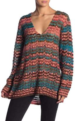 Free People Spell On You Tunic Sweater