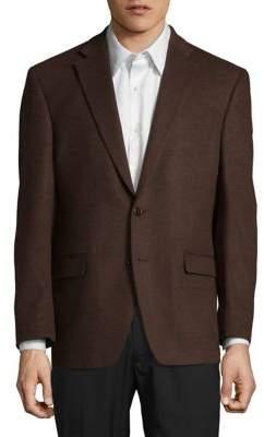 Lauren Ralph Lauren Slim-Fit Pleated Sports Jacket