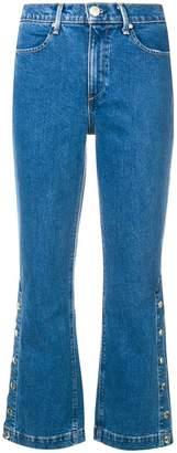 Rag & Bone buttoned cuffs jeans