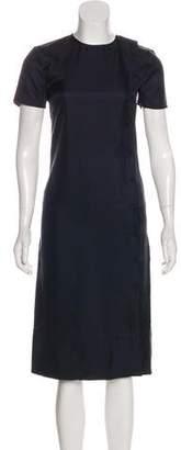 Protagonist Short Sleeve Midi Dress