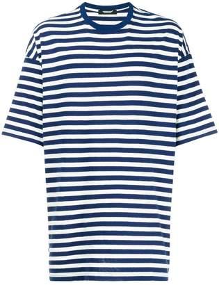 Undercover striped marine T-shirt