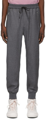 3.1 Phillip Lim Grey Dropped Rise Lounge Pants