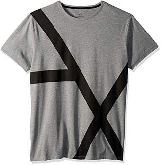 Armani Exchange A|X Men's Stretched Logo tee