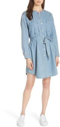 Eileen Fisher Organic Cotton Shirtdress