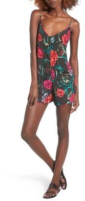 Women's Obey Jinx Romper $62 thestylecure.com
