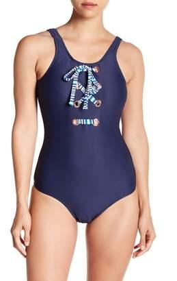 Tart Blakely Rib One-Piece Swimsuit