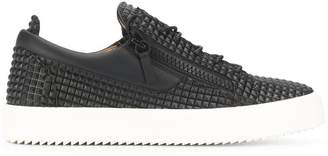 Giuseppe Zanotti studded low-top sneakers