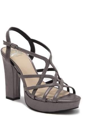 Fergalicious Priscella Block Heel Sandal