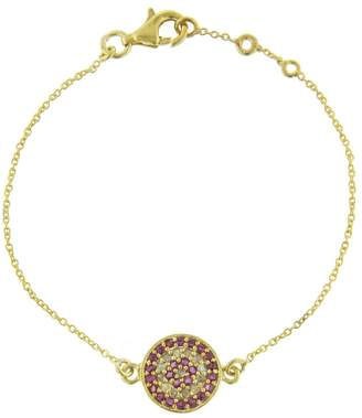 Ileana Makri EYE M by Little Focus Ruby Bracelet