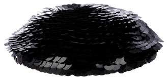 Marc Jacobs Knit Sequin Beret