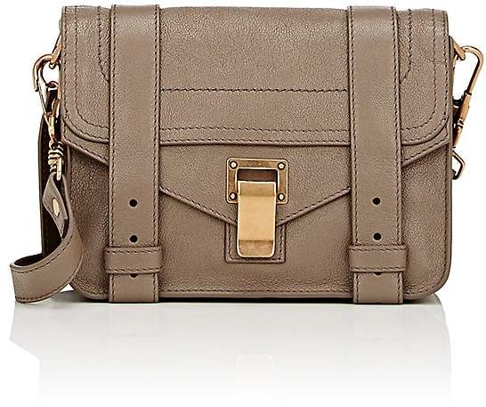 Proenza Schouler Women's PS1 Mini Leather Shoulder Bag