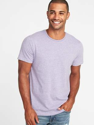 Old Navy Soft-Washed Perfect-Fit Heathered Tee for Men