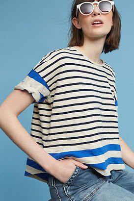 Lolly's Laundry Roxy Striped Tee $98 thestylecure.com