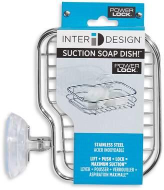InterDesign Suction Soap Dish