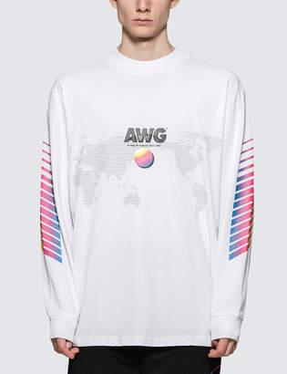 Alexander Wang AWG Corporate L/S Shirt