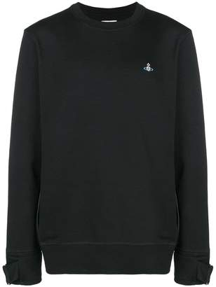Vivienne Westwood logo detailed sweatshirt