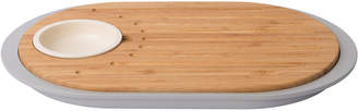 Berghoff Leo Two-Sided Tapas Cutting Board With Tray