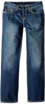 True Religion Kids Ricky Super T Jeans in Grand Wash (Big Kids) $129 thestylecure.com