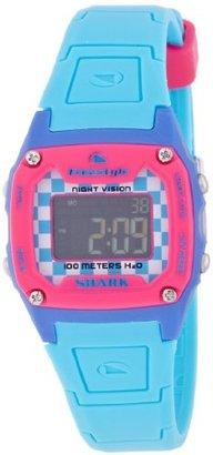 Freestyle (フリースタイル) - [フリースタイル]Freestyle スポーツウォッチ SHARK CLASSIC MID デジタル表示 10気圧防水 ブルー×ライトブルー FS81298 レディース 【正規輸入品】