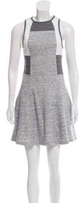 Derek Lam 10C x Athleta Flared Color-Block Dress