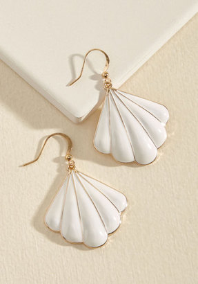 Shell-ing Point Earrings $12.99 thestylecure.com