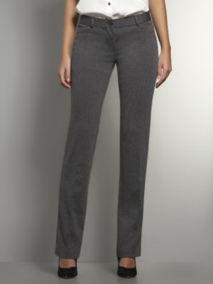 New York & Co. The 7th Avenue Ponte Straight Leg Pull-On Pant