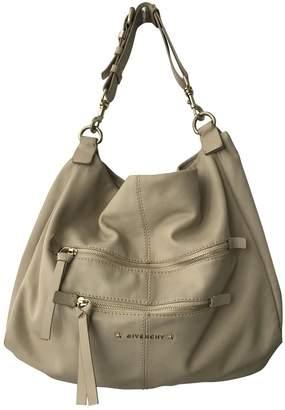 Givenchy Beige Leather Handbag