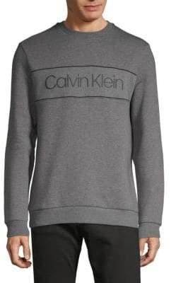Calvin Klein Long Sleeve Crewneck Pullover