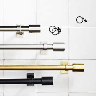 west elm Oversized Adjustable Metal Rod
