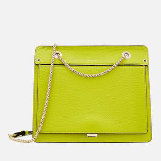 Furla Women's Like Small Chain Cross Body Bag - Green