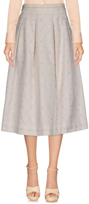 Just In Case 3/4 length skirts