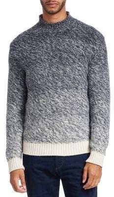 Loro Piana Marled-Knit Sweater