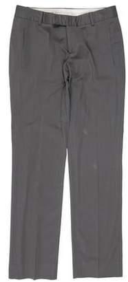 Helmut Lang Low-Rise Straight-Leg Pants