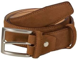 40 Colori - Brown Trento Leather Belt