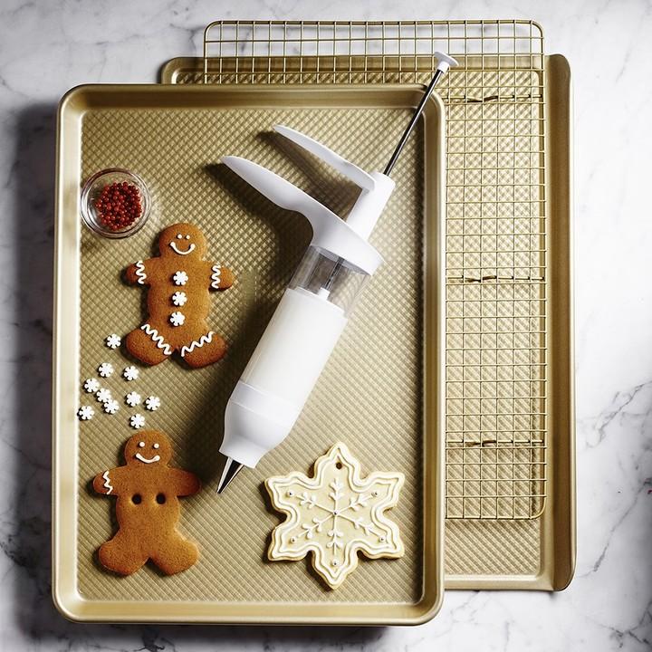 Williams-Sonoma Williams Sonoma Goldtouch® Nonstick 3-Piece Cookie Bakeware Set