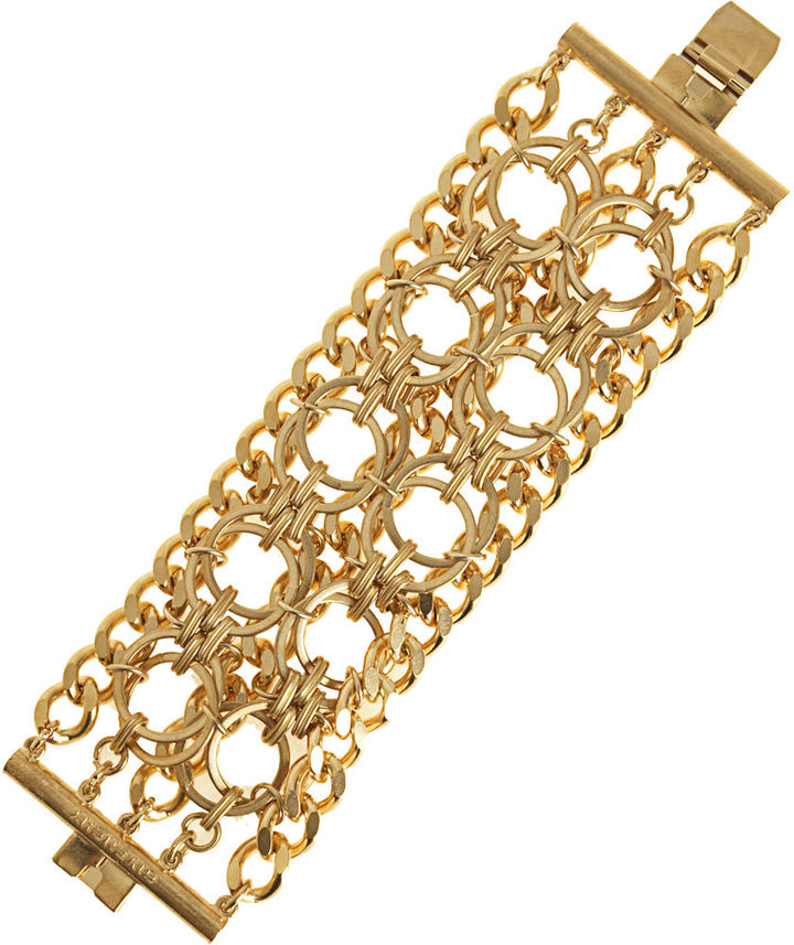 Givenchy Mixed Chain Bracelet