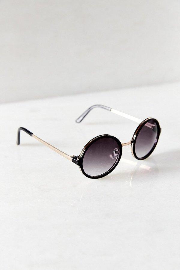 Both Worlds Round Sunglasses 3